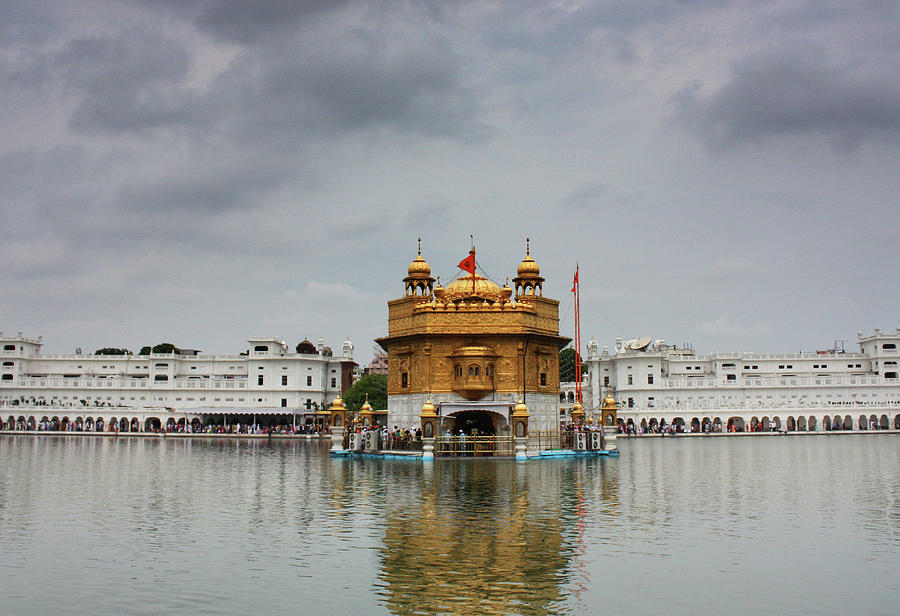 Golden Temple Photograph by Atul Tater
