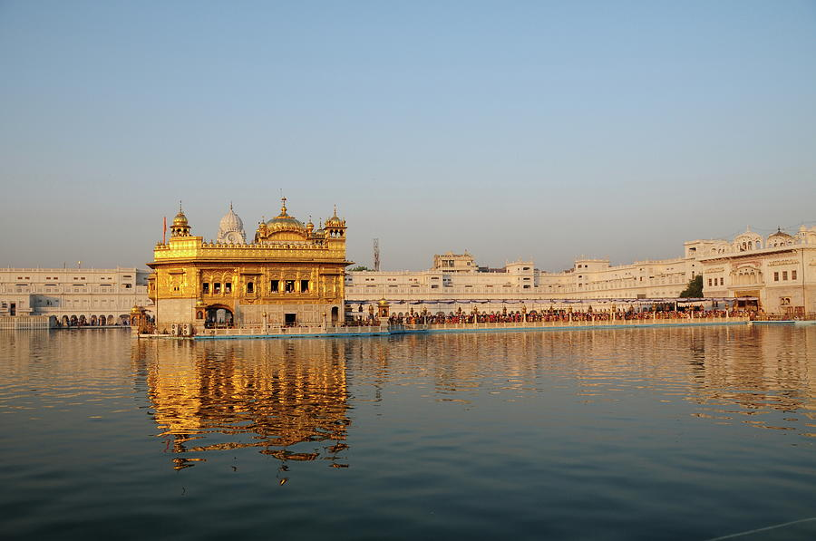 Golden Temple,amritsar,punjab,india Photograph by Alan lagadu
