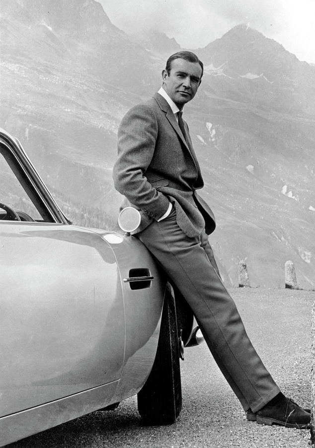 Goldfinger Photograph by Michael Ochs Archives