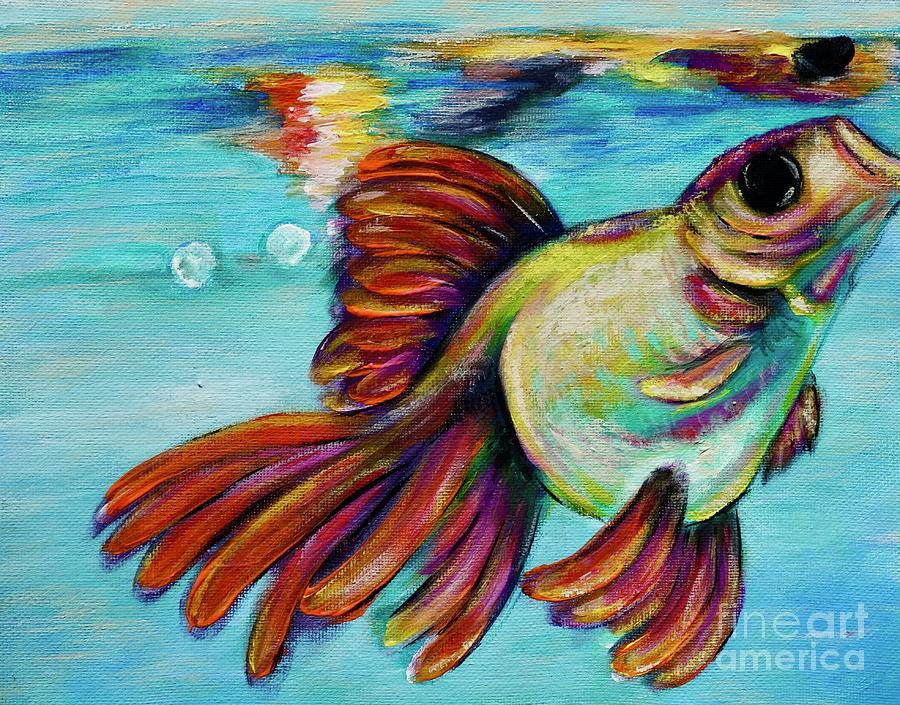 Goldfish by Jacqueline Athmann