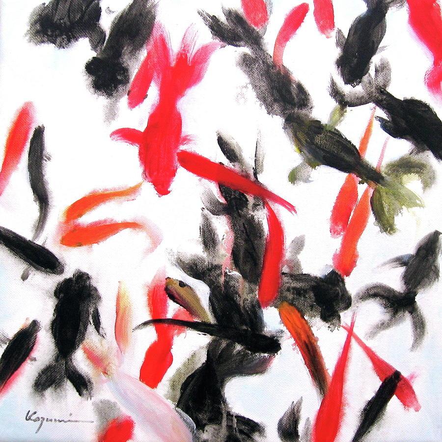 Goldfish  by Kazumi Whitemoon