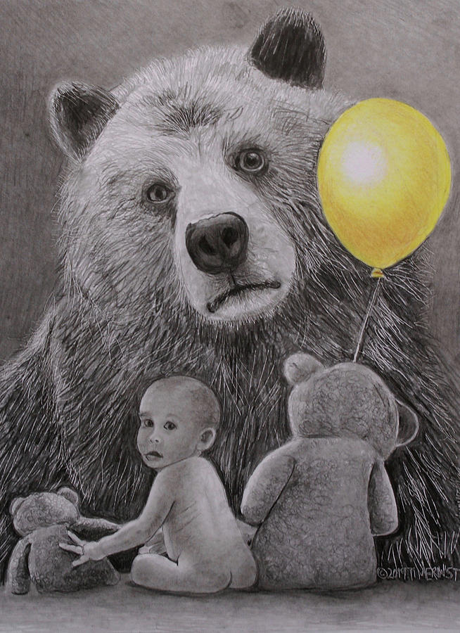Goldilocks and the three bears by Tim Ernst