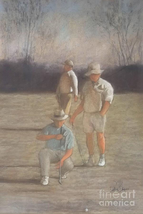 Golf #3 by D A Brown