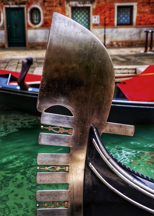Gondola Fin II by Al Harden