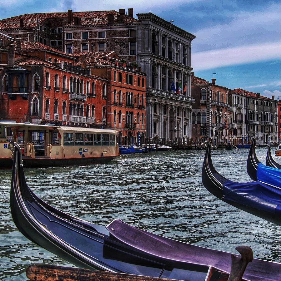 Gondolas by Al Harden