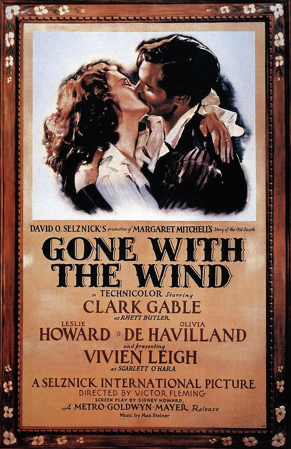 Gone With the Wind by Metro-Goldwyn-Mayer