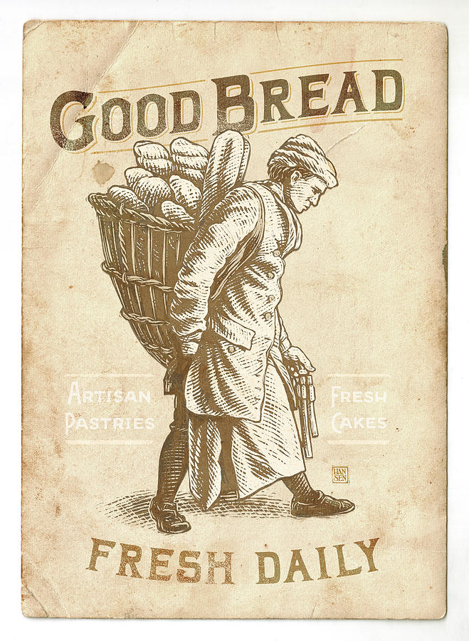 Good Bread by Clint Hansen