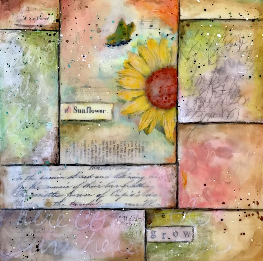 Good Day Sunshine by Diane Fujimoto