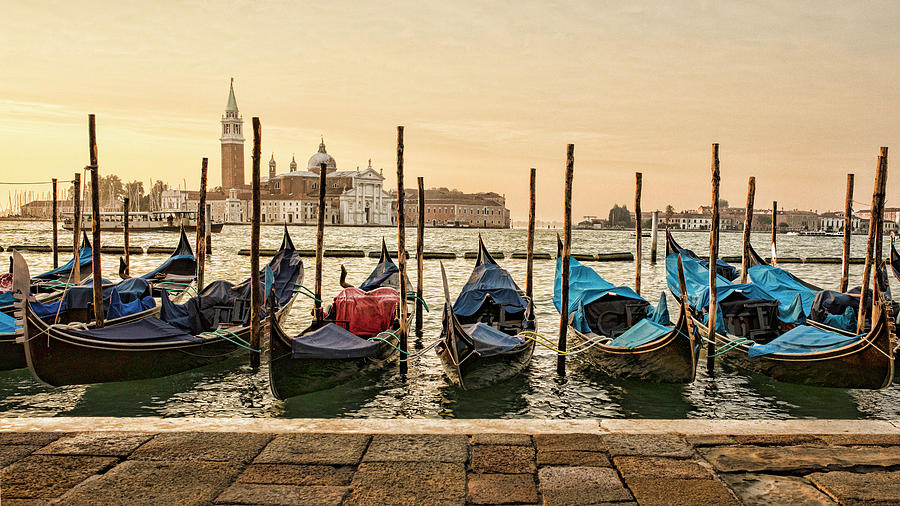 Good Morning Venice by Mary Buck