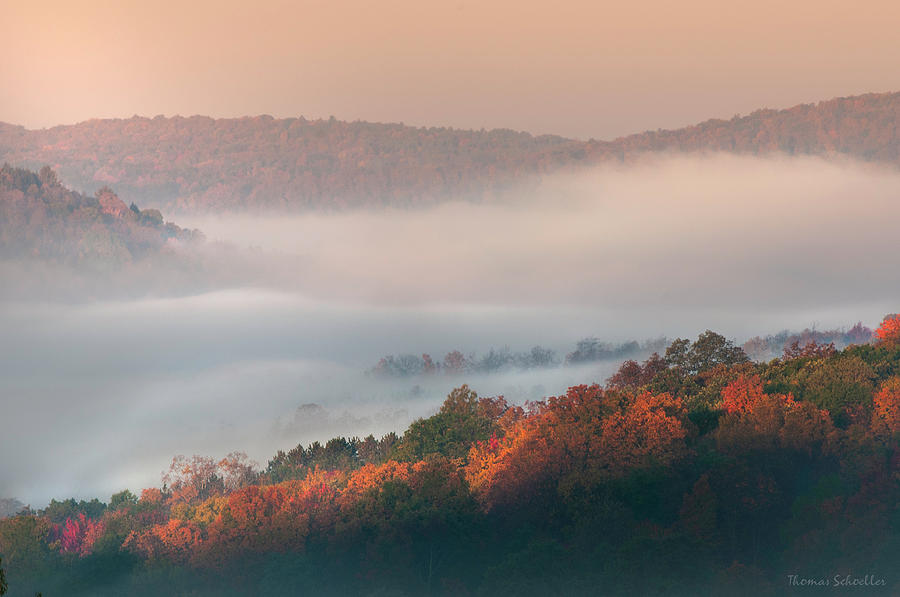 Good Morning Vermont by T-S Photo Art