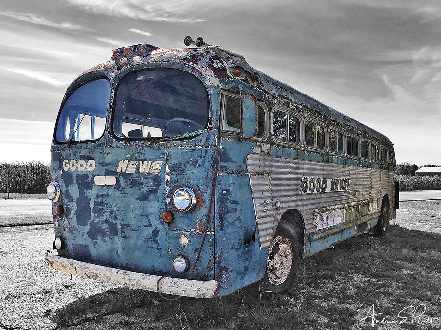 Good News Still Travels by Andrea Platt