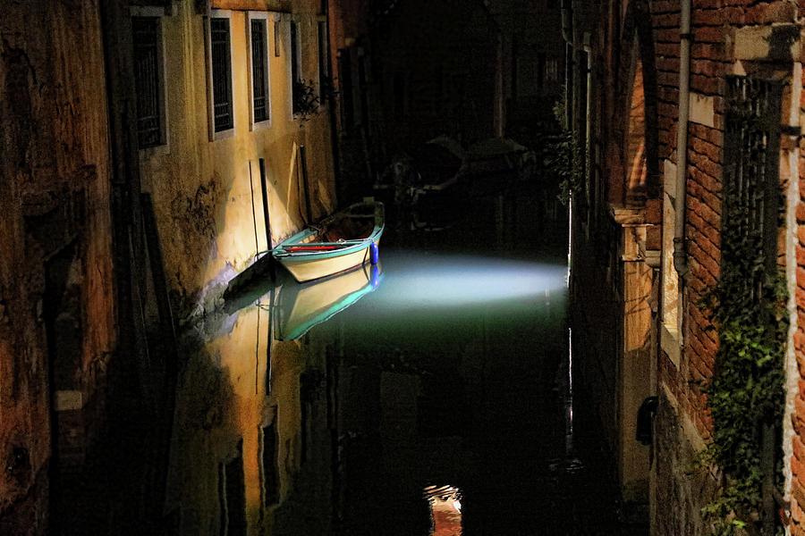 Good Night Venice by Mary Buck
