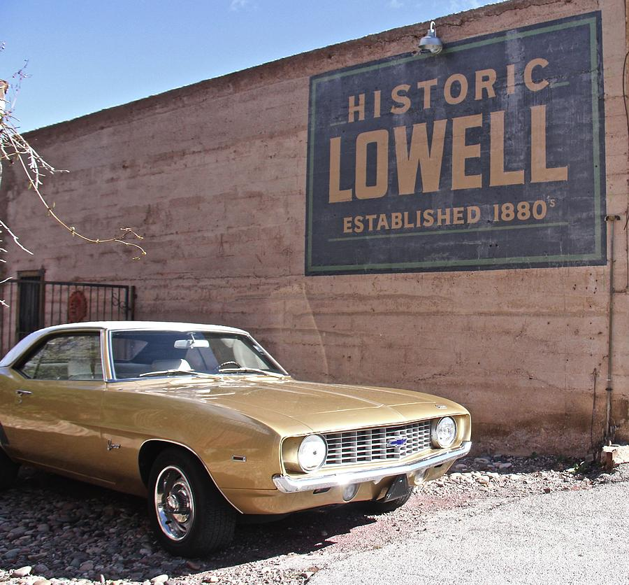 Good Old Lowell by Suzanne Oesterling