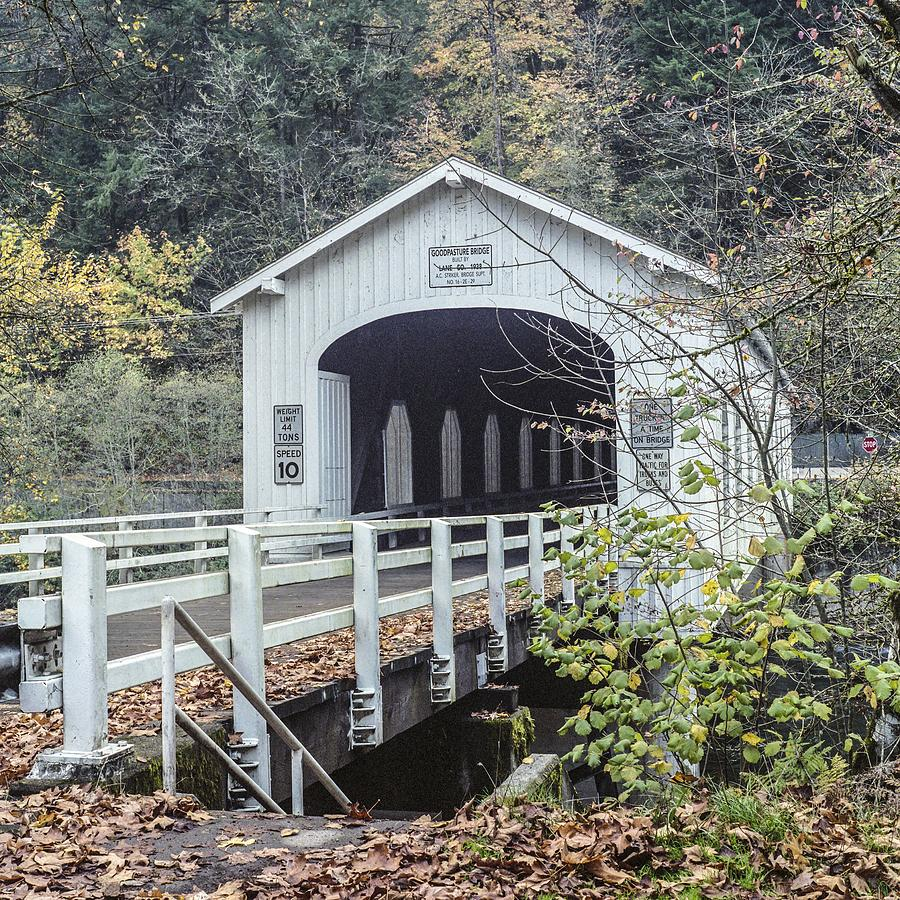 Good Pasture Covered Bridge  by HW Kateley