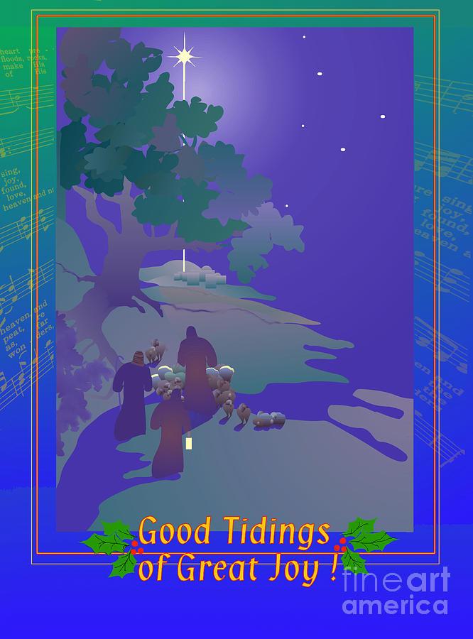Good Tidings by Nancy Watson