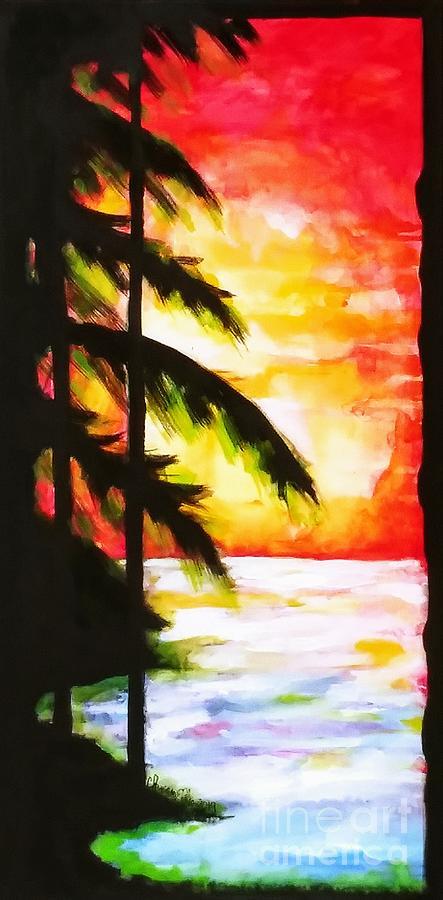 Summer days by Chrisann Ellis