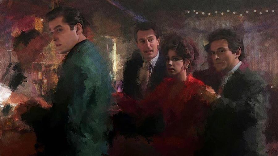 Goodfella's Bar Scene