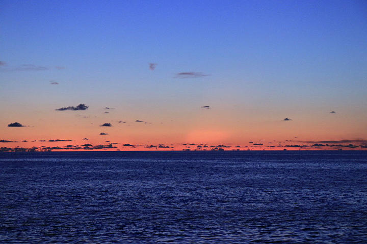 Goodnight Clearwater Beach by Linda Ritlinger