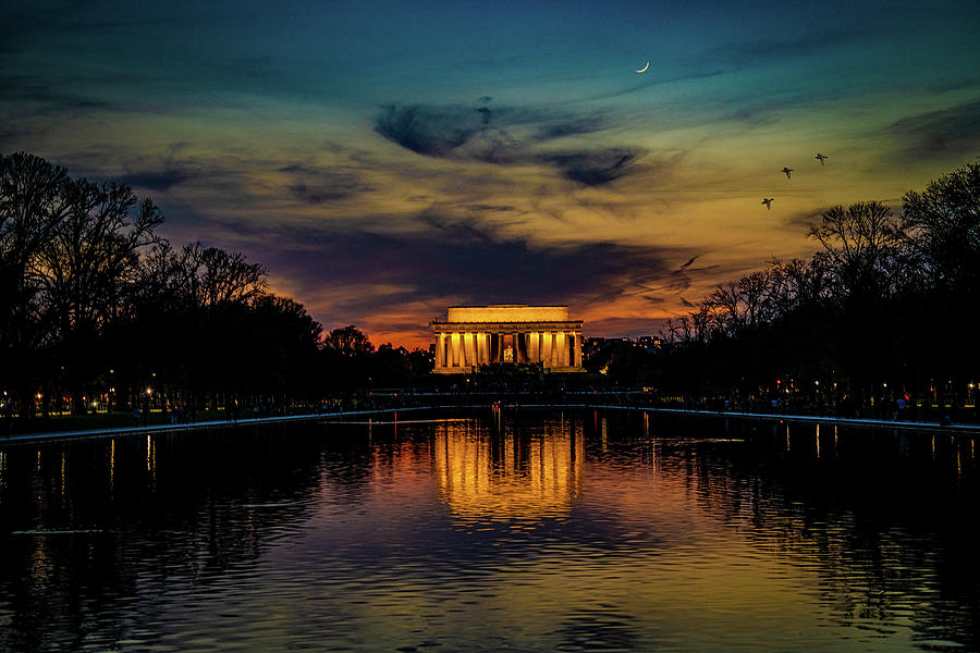Goodnight Washington by Chris Lord