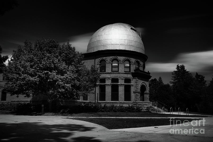 Goodsell Observatory #1 by Jimmy Ostgard