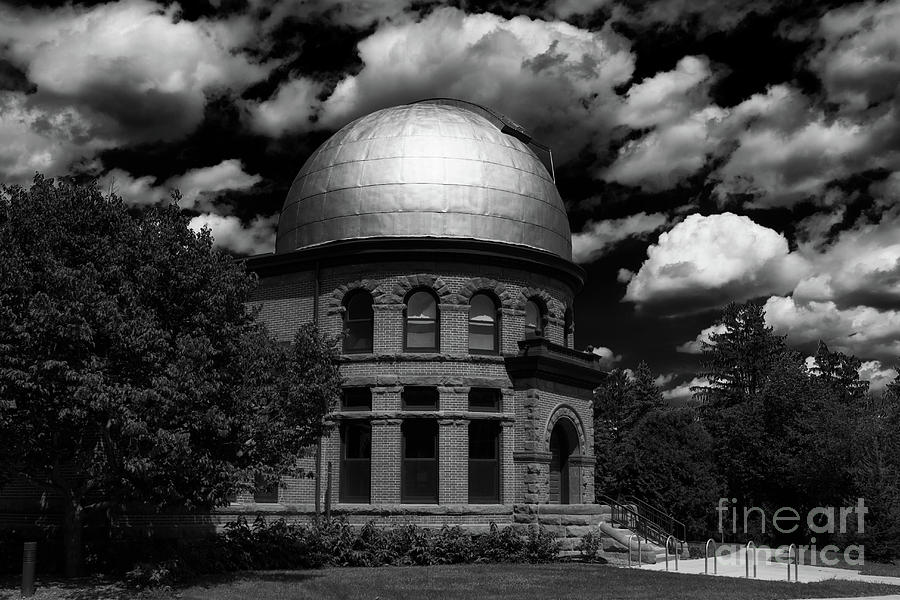 Goodsell Observatory #2 by Jimmy Ostgard