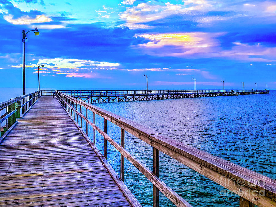 Goose Island Sunrise by Jim Collier