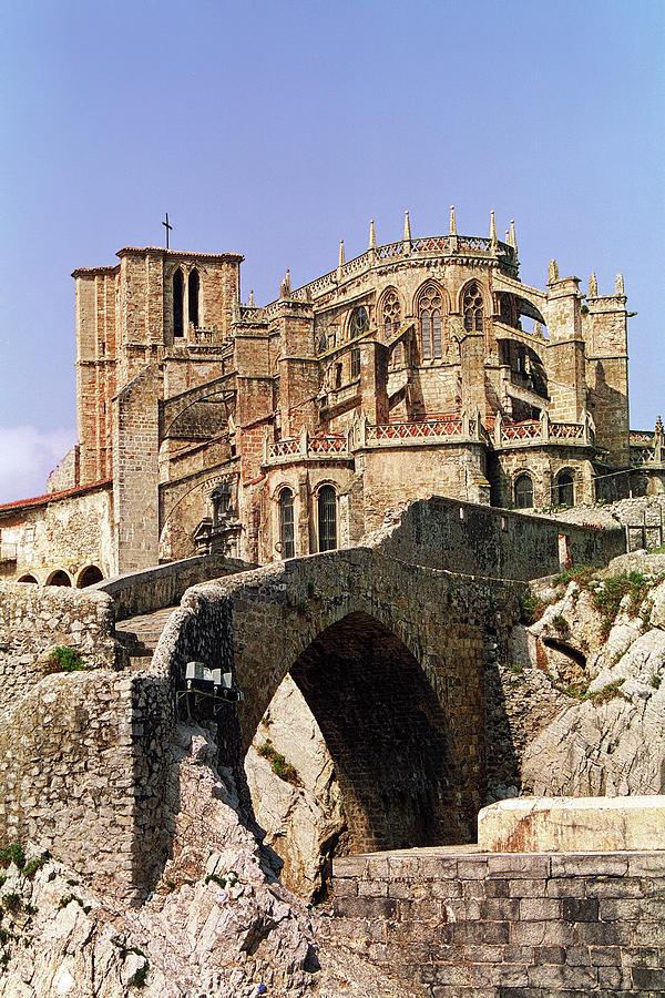 Gothic Church Of Santa Maria Assunta Photograph by Alf