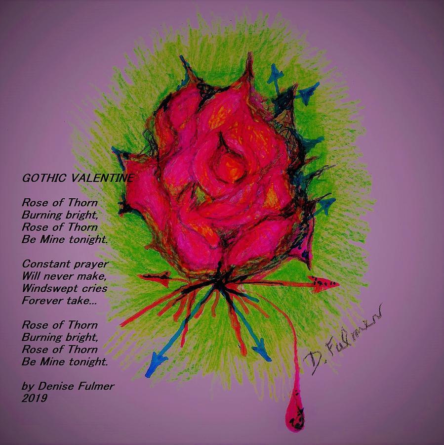 Gothic Valentine by Denise F Fulmer