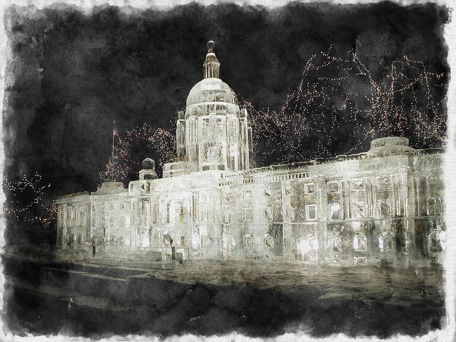 Government on Ice 1 by Tom Reynen