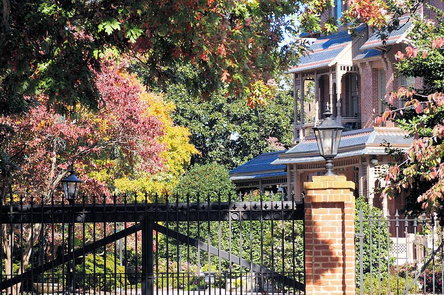 Governors Gate by Jeri Love