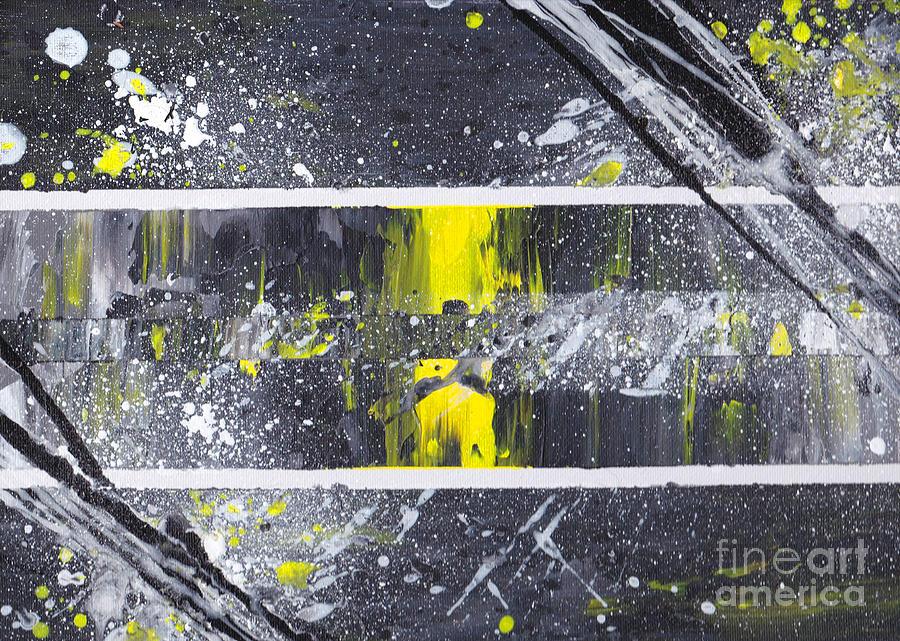 Graffiti 003 by Nicole Chambers