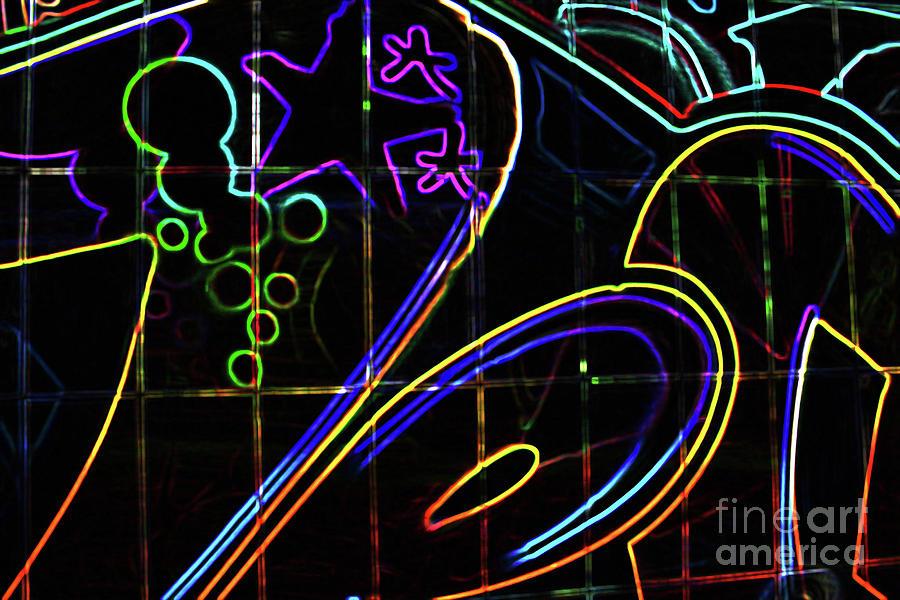 Graffiti Photograph - Graffiti 10 by Alan Harman