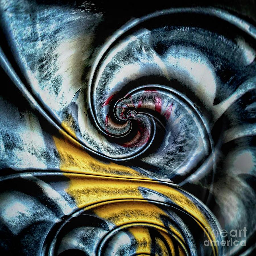 GRAFFITI WIZARD by Doug Sturgess