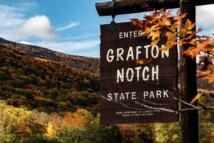 Grafton Notch State Park by Jeff Folger