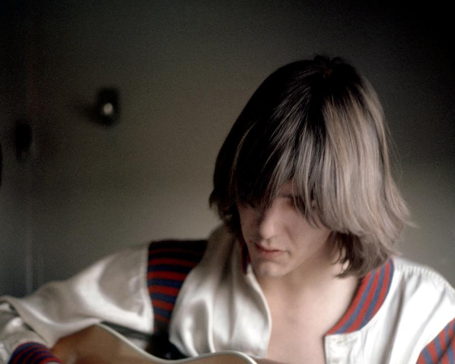 Gram Parsons In Chicago Photograph by Michael Ochs Archives