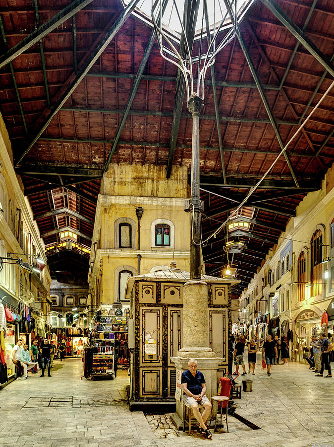 Grand Bazaar Istanbul 02 by Weston Westmoreland