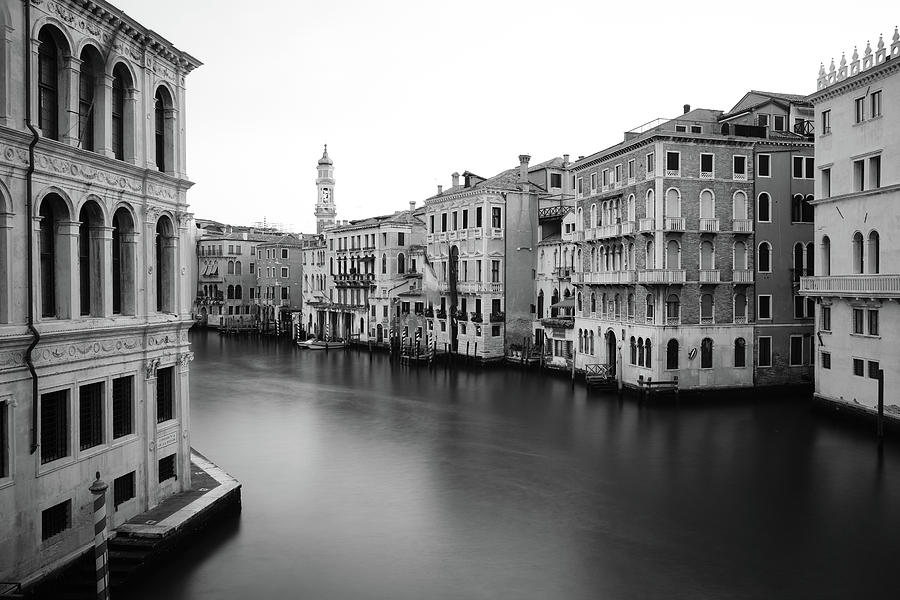 Grand Canal, Venice, Italy by Richard Goodrich