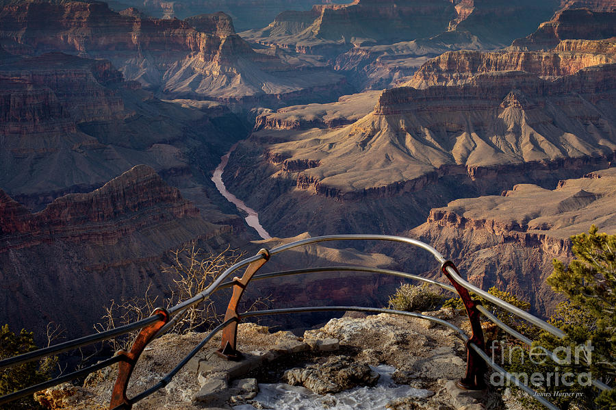Grand Canyon 5647 by James Harper