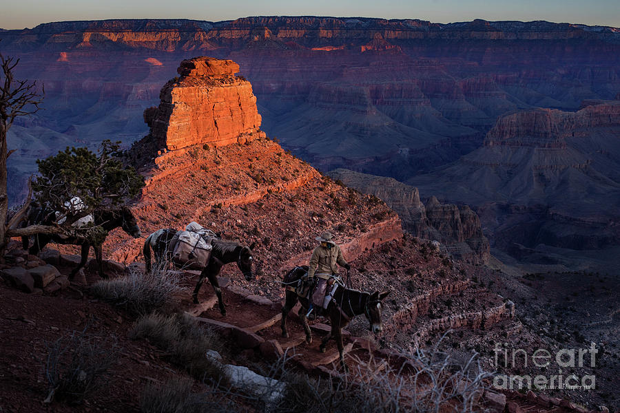 Grand Canyon 5889 by James Harper