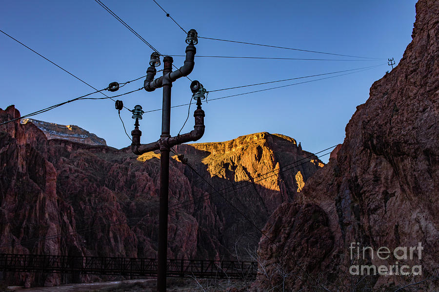 Grand Canyon 6373 by James Harper