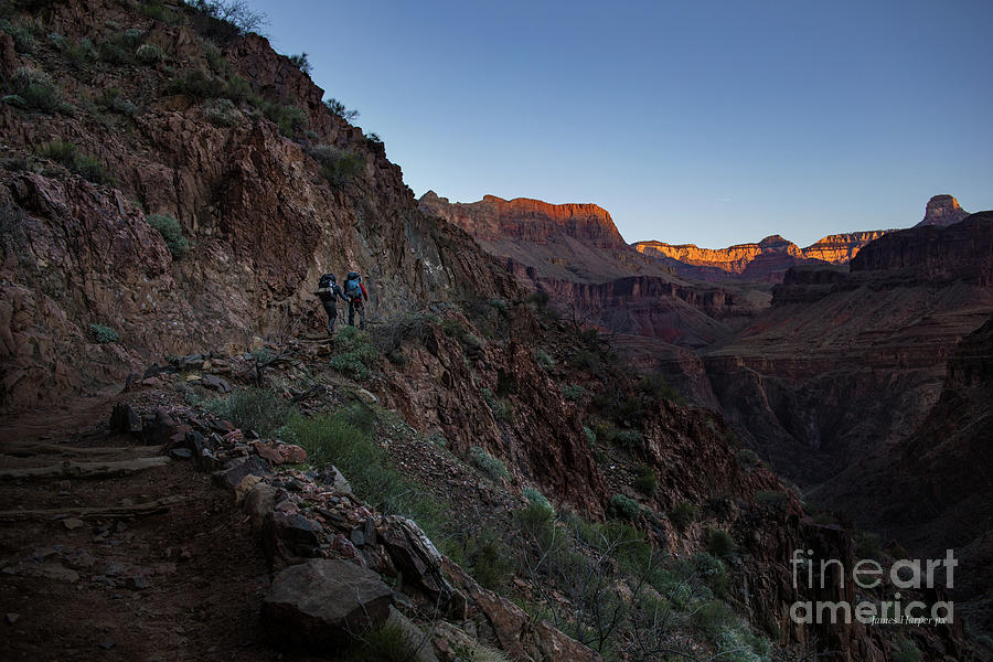 Grand Canyon 6613 by James Harper