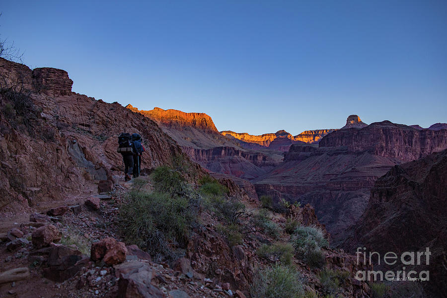 Grand Canyon 6615 by James Harper