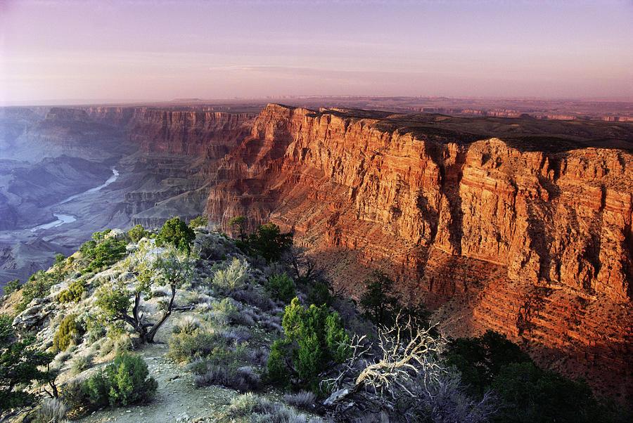 Grand Canyon, Arizona Photograph by Steve Satushek