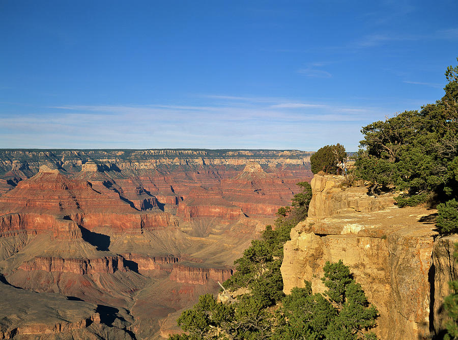 Mesa Photograph - Grand Canyon, Arizona, Usa by Travel Ink
