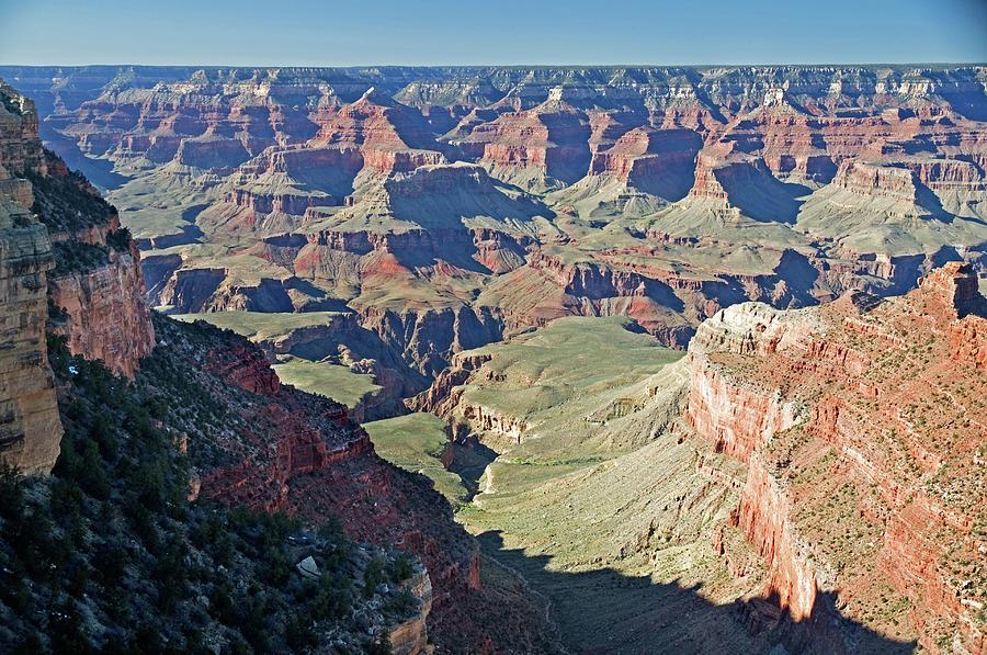 Grand Canyon Beauty Photograph by Mitch Diamond