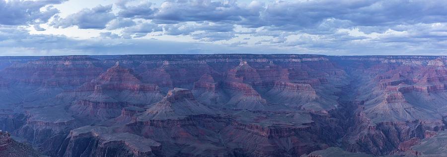 Grand Canyon grand panorama by Dalibor Hanzal