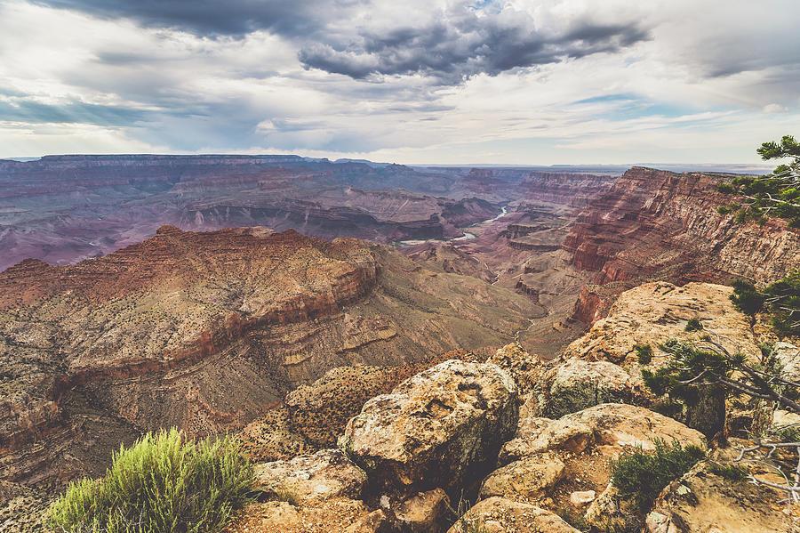 Grand Canyon by Mati Krimerman