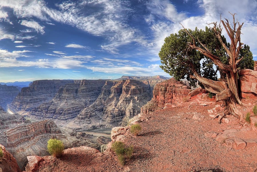Scenic Photograph - Grand Canyon by Pawel.gaul