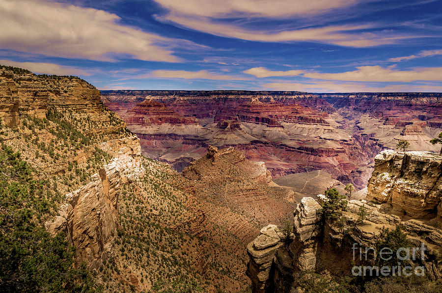 Grand Canyon South Rim #6 by Blake Webster
