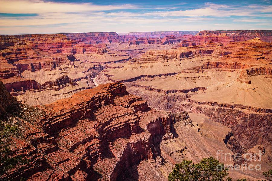 Grand Canyon South Rim #7 by Blake Webster